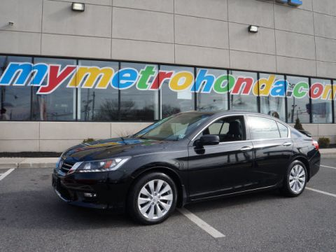 Certified Pre-Owned 2014 Honda Accord 4dr V6 Auto EX-L FWD 4dr Car